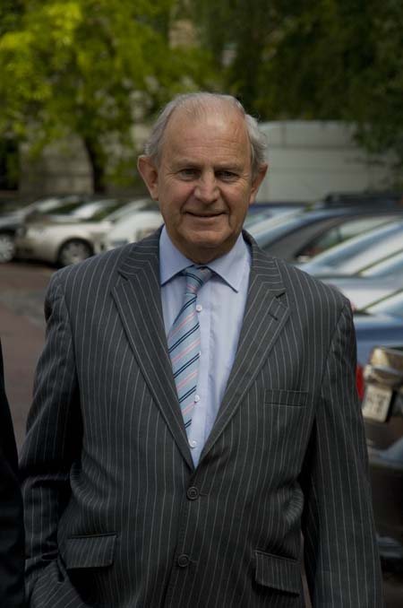 ALLEGED DEVELOPER OWEN O\'CALLAGHAN